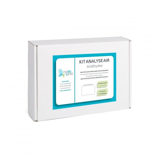 Kit analyse Air Aldéhydes Nateosante