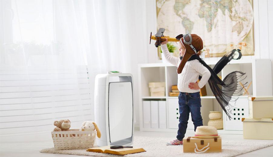 Comment bien choisir son purificateur d'air, les experts NatéoSanté vous accompagne
