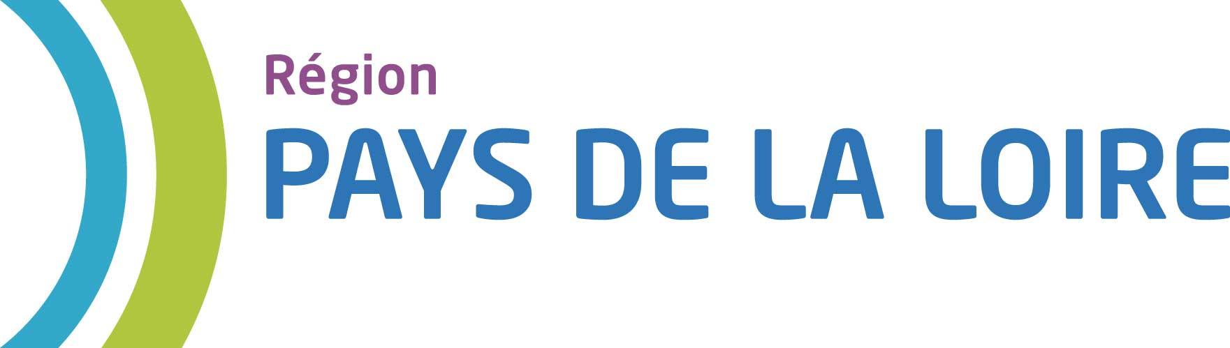 Logo de la région Pays de la Loire partenaire de NatéoSanté, spécialiste de la qualité de l'air intérieur.