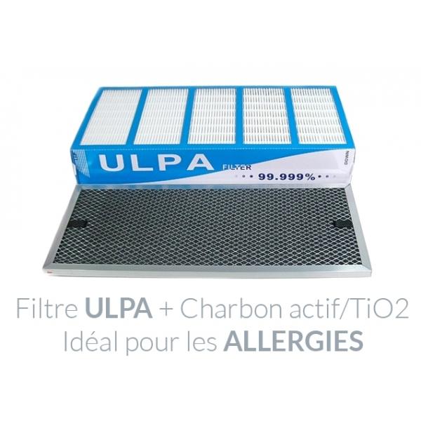 Filtres Air Pro 500 ULPA