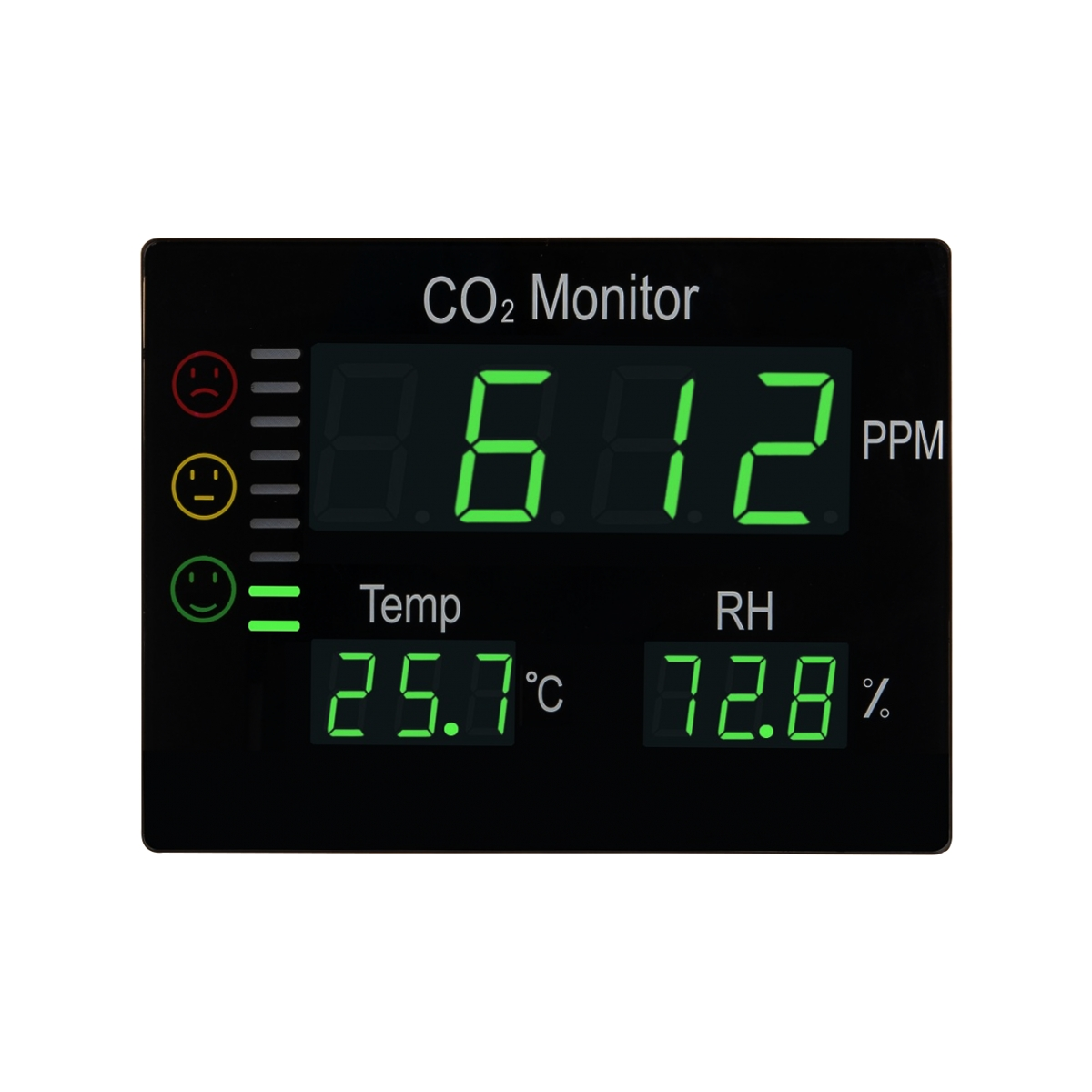 Mesure du co2 mesure de la qualit de l 39 air co2 nat osant - Appareil de mesure radioactivite ...