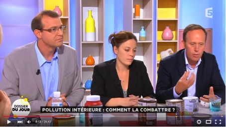La quotidienne France 5 Thierry RICCI