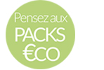 Pensez aux packs Eco pour équiper votre maison de purificateur d'air