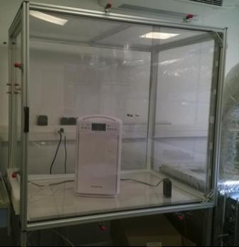 Purificateur d'air Lux Air testé en laboratoire indépendant