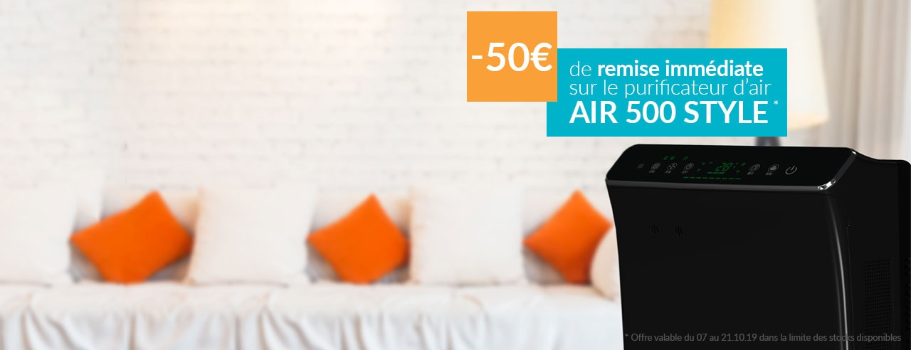 Offre Octobre Air 500 Style